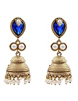 Traditional Look JHUMKI