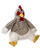 Mary Meyer Fab Fuzz Chicken Plush Toy