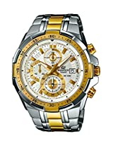 Casio Edifice Stopwatch Chronograph Multi-Colour Dial Men's Watch - EFR-539SG-7AVUDF (EX189)