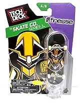 Tech Deck Td Skate Co Series 3 Finesse 4/8 Fingerboard