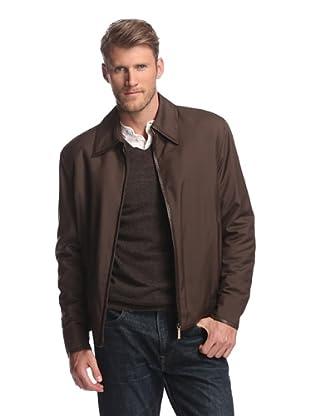 ZILLI Men's Avola Jacket (Brown)