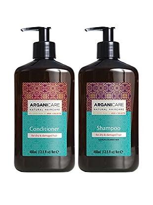 ArganiCARE Haarpflege Kit 2 tlg. Set For Dry & Damaged Hair