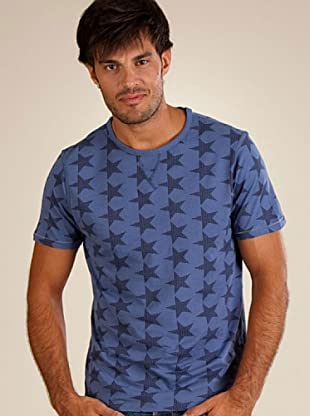 Pepe Jeans London Camiseta Famous Hockney (Azul)