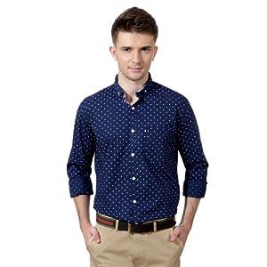 Van Heusen Men Slim Fit Shirt_VSSF314S04156_ 46