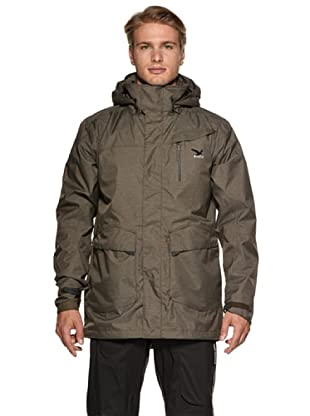 Salewa Flint Chaqueta (Chocolate)