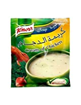 Knorr Soup Cream Of Chicken 54g (Pack Of 2)