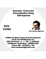 Hypnosis- Overcome Procrastination Using Self Hypnosis, DVD