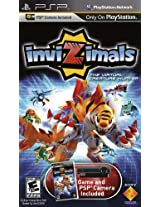 inviZimals UMD with PSP Camera (PSP)