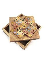 MindSapling Color Match Brain Teaser Puzzle (12 pcs)