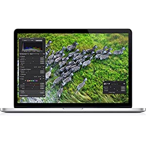 Apple MacBook Pro 15-inch with Retina display quad-core i7 2.4GHz (ME664HN/A)