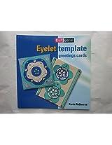 Eyelet Template Greetings Cards
