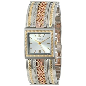 Breda 2193_tritone For Women Analog-Digital Casual Watch