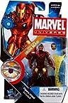 Marvel Universe 3 3/4 Inch Series 16 Action Figure #22 Tony Stark Iron Man