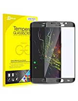 S6 Edge Screen Protector, JETech 0.2mm Thinnest Full Screen 5.1 Inch Premium Tempered Glass Screen Protector Film for Samsung Galaxy S6 Edge (Black)