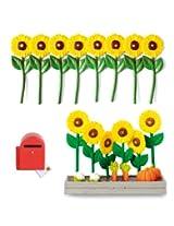 Lundby Smaland Dollhouse Garden Plot Set
