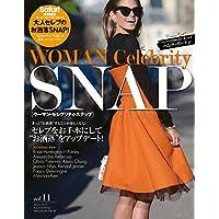 WOMAN Celebrity Snap 2016年Vol.11 小さい表紙画像