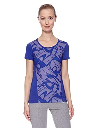 PUMA Trainingsshirt Ess Gym Graphic (clematis blau)
