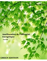 Amélioration de l'efficacité énergétique (French Edition)