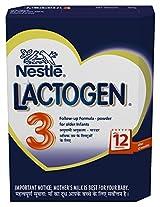 Nestle Lactogen 3 Follow up Formula Powder for Older Infants, 400g