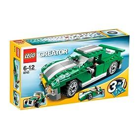 レゴ クリエイター ハイウェイキャリアカー 6753