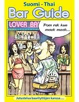 Suomi-Thai Bar Guide (Finnish Edition)