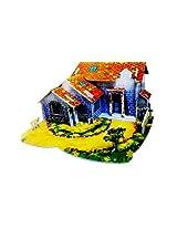 Shopaholic 3D Puzzle - Mayflower Villa - XY516