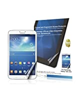 Green Onions Supply Crystal Anti-Fingerprint Screen Protector for 8-Inch Samsung Galaxy Tab 3 (RT-SPSGT3G801AF)