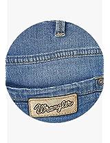 Blue Slim Fit Jeans (Skanders) Wrangler