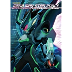 Mega Man Star Force: Official Complete Works
