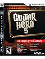 Guitar Hero 5 Stand Alone Software (PS3)