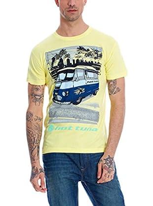 Hot Tuna Camiseta Manga Corta Camper