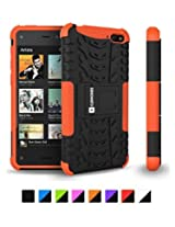 Cush Cases Blitz Series Heavy Duty Cover Case for Amazon Fire Smartphone (Orange)