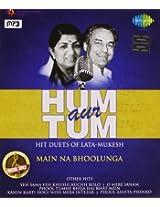 Hum Aur Tum-Lata and Mukesh