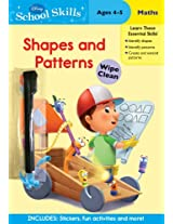 Disney School Skills: Handy Manny Shapes and Patterns