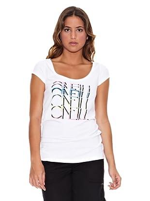 O´Neill T-Shirt Lw Nina S/Slv T (Weiß)
