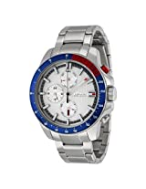 Tommy Hilfiger Jace Multi-function Silver Dial Stainless Steel Men's Watch (1791166)