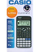 Casio FX-991EX Scientific Calculator FX 991 EX Classwiz 552 function Spreadsheet New