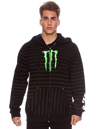Monster Energy Sudadera Frankie (Negro)