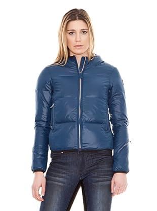 Calvin Klein Jeans Chaqueta Tipo Plumas (Azul)