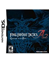 Final Fantasy Tactics A2: Grimoire of the Rift (Nintendo DS) (NTSC)