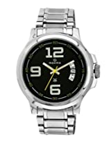 Maxima Analog Black Dial Men's Watch - 24824CMGI