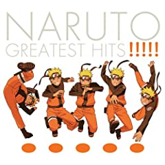 NARUTO GREATEST HITS!!!!!(DVDt)
