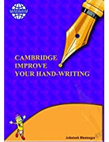 Cambridge Improve your Handwriting