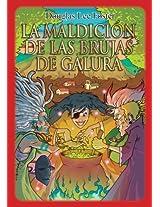 La maldición de las brujas de Galura (ePub con 20 ilustraciones) (