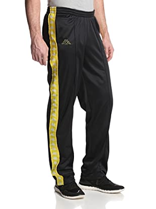 Kappa track pants yellow