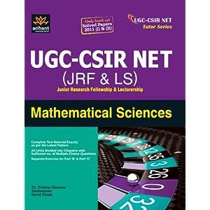 UGC-CSIR NET (JRF & LS) Mathematical Science