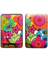 Decal Girl Skin Kit for 7-Inch Samsung Galaxy Tab 2 - Raj (SGT7-RAJ)