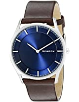Skagen Holst Analog Blue Dial Men's Watch - SKW6237