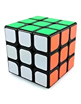 MoYu Cong's Design YueYing 3x3 Black Base Speed Cube Puzzle