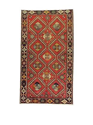 L'EDEN DEL TAPPETO Alfombra M.Henegon Rojo/Multicolor 166 x 295 cm